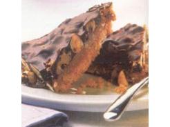 Торт Карамель и орех