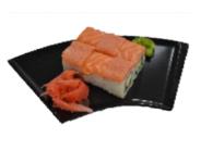 Ролл «Два лосося»