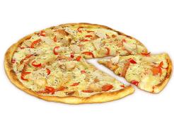 "Пицца ""Куриная"""